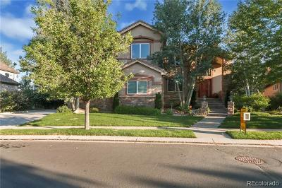 Broomfield Single Family Home Active: 4444 Fairway Lane