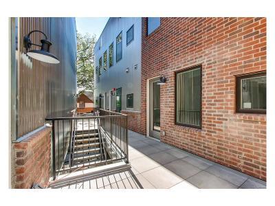 Denver Condo/Townhouse Active: 4144 Tennyson Street #7