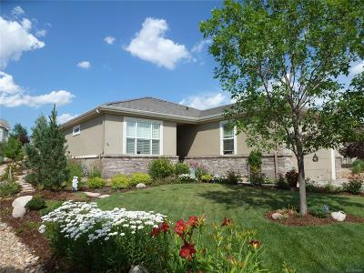 Broomfield Single Family Home Under Contract: 16560 Antero Circle