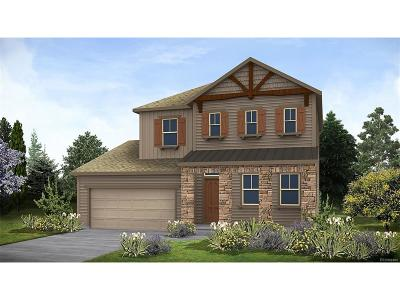 Parker CO Single Family Home Active: $549,653