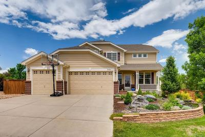 Parker Single Family Home Active: 16596 Hitching Post Circle