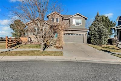 Reunion Single Family Home Active: 10496 East Telluride Court