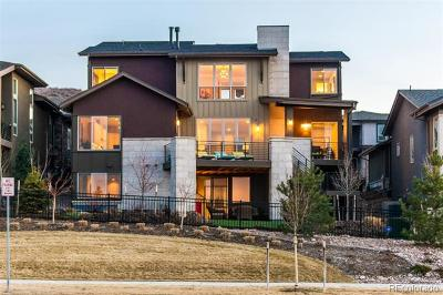 Highlands Ranch, Lone Tree Single Family Home Active: 9359 Night Star Place