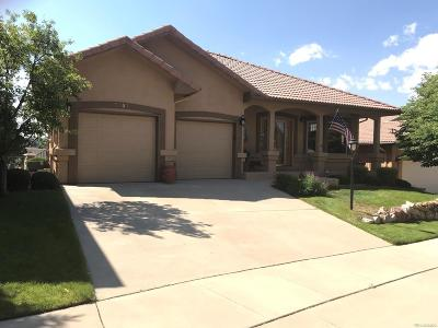 Pine Creek Single Family Home Active: 2403 Spanish Oak Terrace