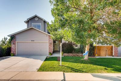 Broomfield Single Family Home Under Contract: 3525 Silver Avenue