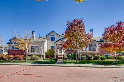Arapahoe County Condo/Townhouse Active: 2996 South Yampa Court
