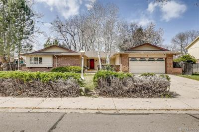 Longmont Single Family Home Active: 5011 Fox Hill Drive