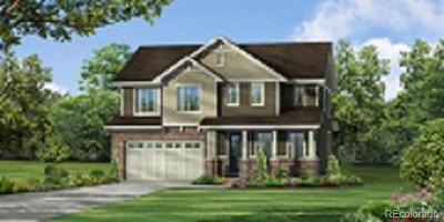 Loveland Single Family Home Active: 4480 Fox Grove Drive