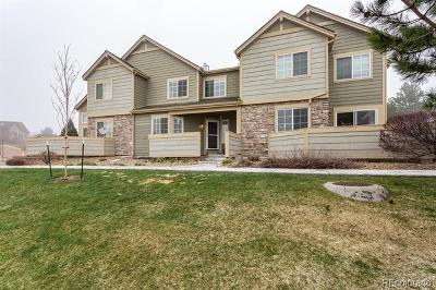 Castle Rock Condo/Townhouse Active: 2515 Cutters Circle #105