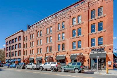 Denver Condo/Townhouse Active: 1745 Wazee Street #3D