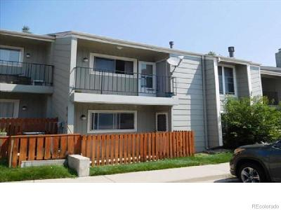 Centennial Condo/Townhouse Under Contract: 2330 East Fremont Avenue #J