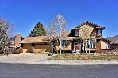Arvada Single Family Home Under Contract: 13985 West 58th Place