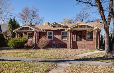 Denver Income Under Contract: 303-307 South Gilpin Street