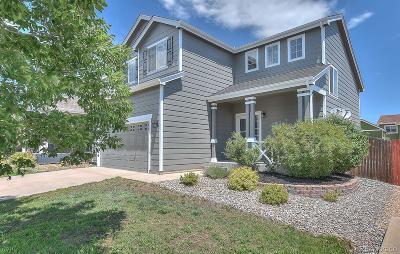 Peyton Single Family Home Under Contract: 7548 Stephenville Road
