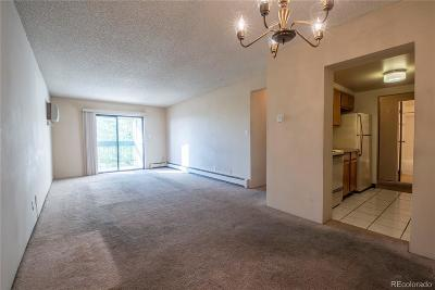 Wheat Ridge Condo/Townhouse Under Contract: 7770 West 38th Avenue #409