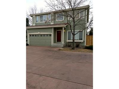Highlands Ranch, Lone Tree Single Family Home Under Contract: 1430 Braewood Avenue