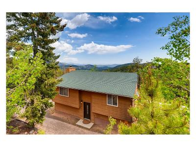 Evergreen Single Family Home Under Contract: 6936 Skunk Alley
