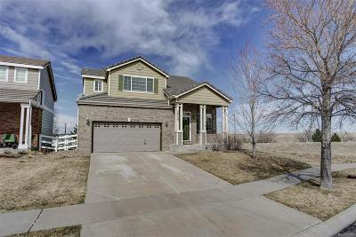 Murphy Creek Single Family Home Under Contract: 24733 East Kansas Circle