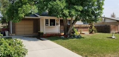 Arvada Single Family Home Active: 6540 Xavier Court