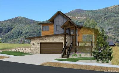 Steamboat Springs CO Single Family Home Active: $1,135,000
