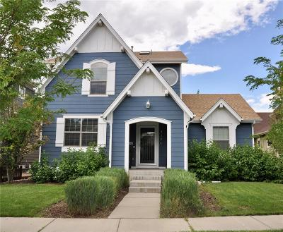 Denver Single Family Home Active: 3171 Fulton Street