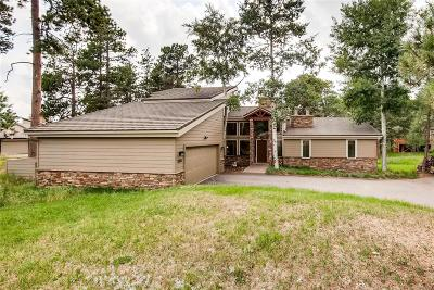 Golden Single Family Home Under Contract: 23735 Currant Drive