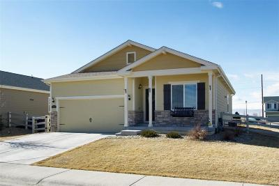 Dacono Single Family Home Under Contract: 5691 Legacy Parkway