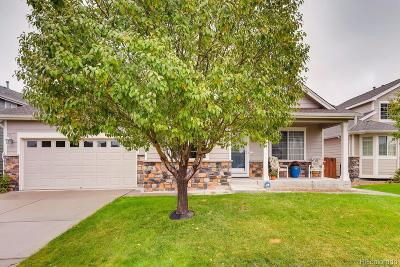 Commerce City Single Family Home Active: 10710 Norfolk Street