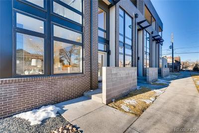 Denver Condo/Townhouse Active: 1537 Lowell Boulevard