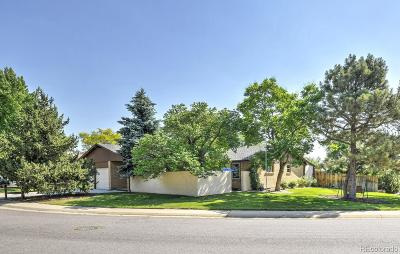 Westminster Single Family Home Active: 11821 West 106th Place