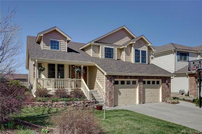 Highlands Ranch Single Family Home Active: 9765 Spring Hill Street