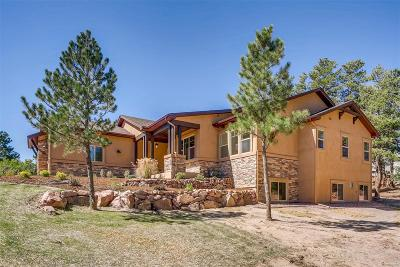 Larkspur CO Single Family Home Active: $768,000