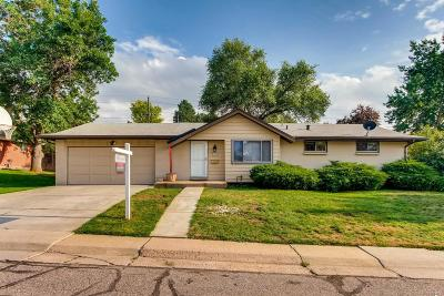 Centennial Single Family Home Active: 2888 East Euclid Avenue
