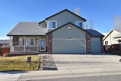 Loveland Single Family Home Under Contract: 4115 Rocky Ford Drive