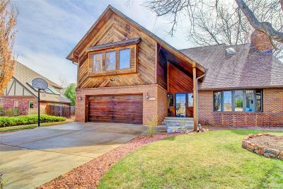 Wheat Ridge Single Family Home Under Contract: 3610 Vivian Court