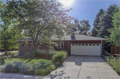 Lakewood Single Family Home Active: 1702 South Valentine Way