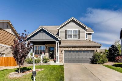 Castle Rock Single Family Home Active: 4057 Mesa Meadows Court