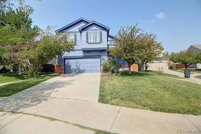 Aurora Single Family Home Active: 3923 South Quemoy Way