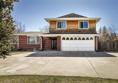 Lakewood CO Single Family Home Active: $499,950