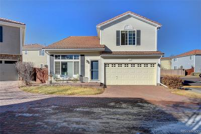 Denver Single Family Home Active: 20000 Mitchell Place #63
