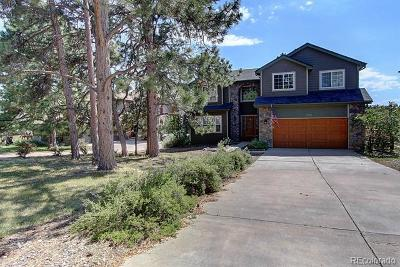 Elizabeth Single Family Home Active: 1334 Conifer Trail