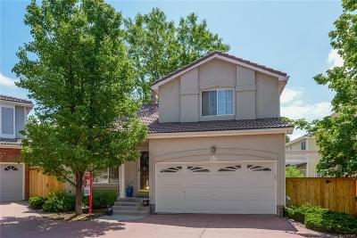 Highlands Ranch Single Family Home Active: 1443 Braewood Avenue