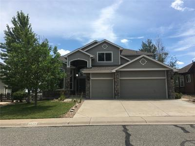 Castle Pines Single Family Home Under Contract: 6820 Solana Drive
