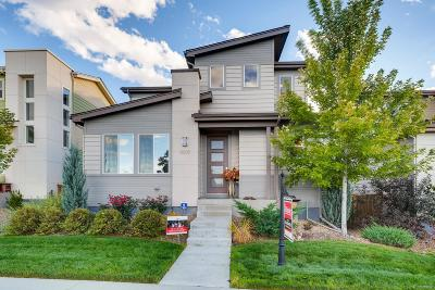 Highlands Ranch Single Family Home Under Contract: 9609 Dunning Circle