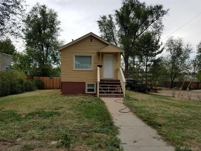 Greeley Single Family Home Under Contract: 1701 10th Street