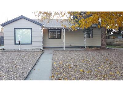 Aurora CO Single Family Home Active: $287,000
