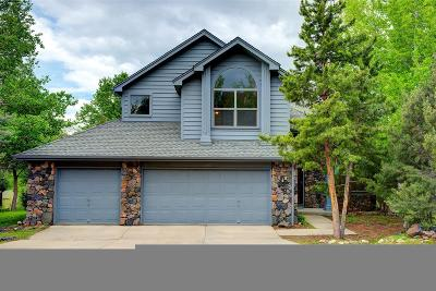 Evergreen Single Family Home Under Contract: 2893 Bergen Hill Drive