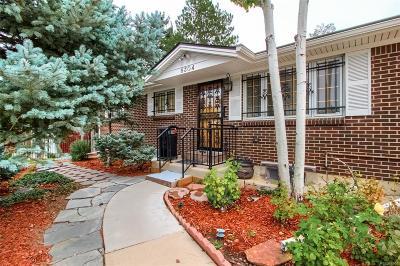 Denver Single Family Home Active: 8304 Mitze Way Way