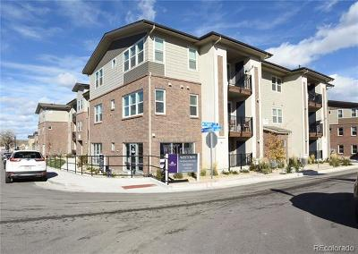 Arvada Condo/Townhouse Active: 15385 West 64th Lane #102