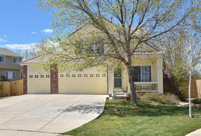 Boulder County Single Family Home Active: 925 Cobalt Way